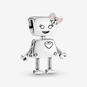 NEW Authentic Pandora Bella Bot Charm